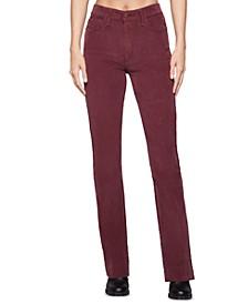 Bootcut Corduroy Pants