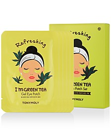 I'm Green Tea Gel Eye Patch, 5-Pk.