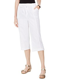 Capri Pull-On Pants, Created For Macy's