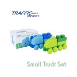 UNiPLAY 28 Piece Set To Build 2 Trucks