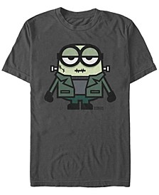 Despicable Me Men's Minions Halloween Franken Monster Short Sleeve T-Shirt