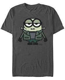 Despicable Me Men's Minions Halloween Franken Monster Short Sleeve T-Shirt