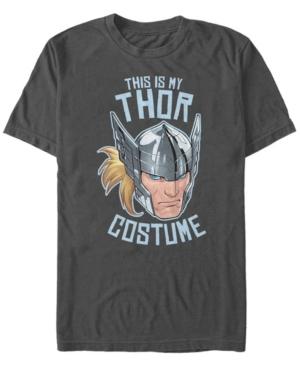 Marvel Men's Thor Halloween Costume Short Sleeve T-Shirt