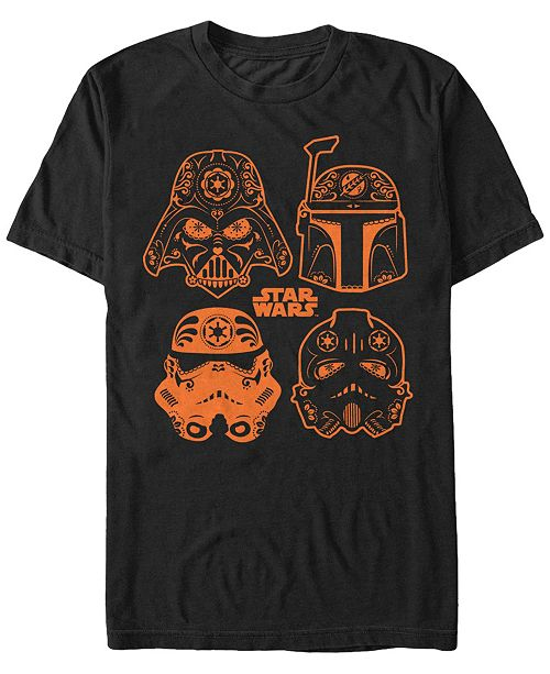 Fifth Sun Star Wars Men's Sugar Skull Empire Short Sleeve T-Shirt