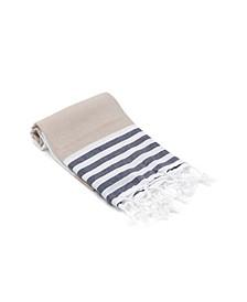 Multicolor Stripe Turkish Hand/Kitchen Towel