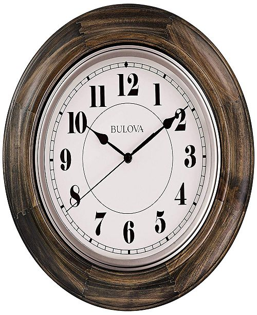 Bulova Model C4847 Albany Clock