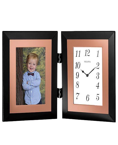 Bulova Bulova Picture Frame Clock