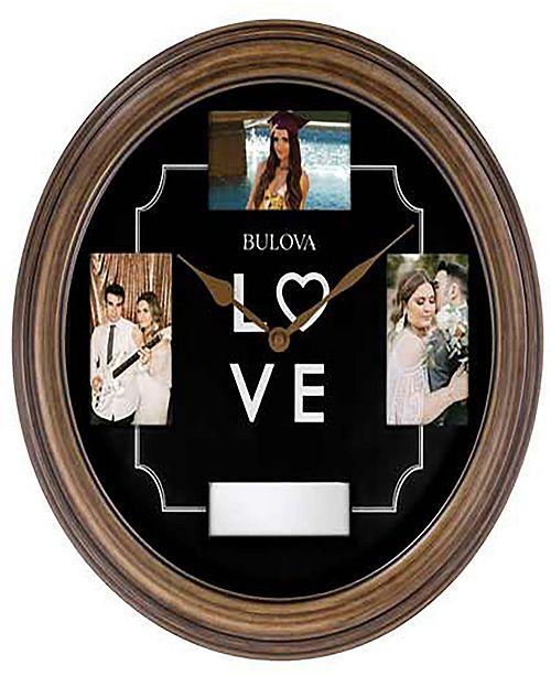 Bulova Keepsake Wall Clock