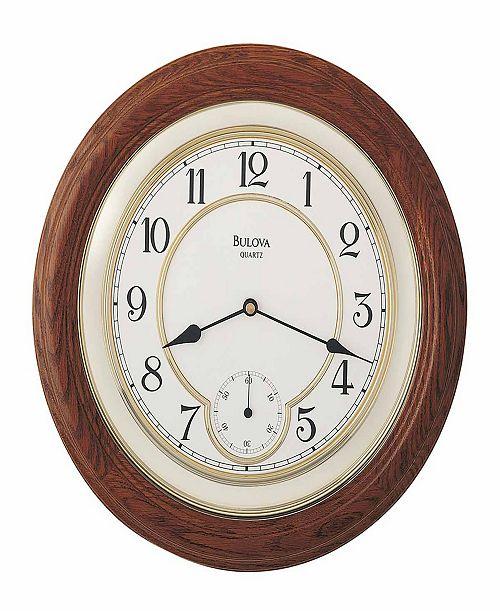 Bulova C4596 William Clock