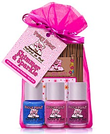 Shimmer Sparkle Nail Polish