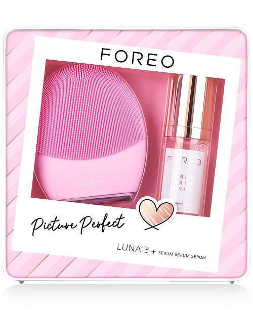 FOREO 2-Pc. LUNA 3 & Serum Set