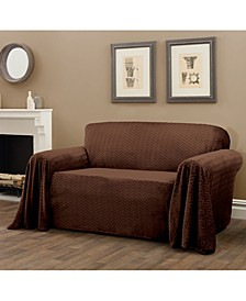 Mason Throw Loveseat Furniture Cover