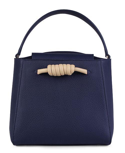 Esin Akan Mini Milan Top Handle Tote Bag