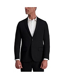 Stretch Heather Slim Fit Suit Separate Jacket
