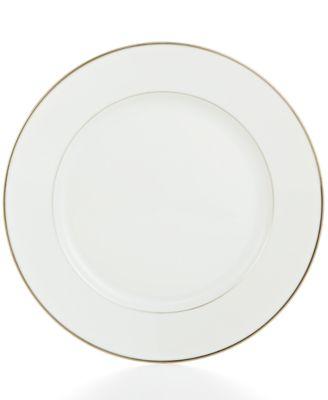"""Cristal""  Dinner Plate"