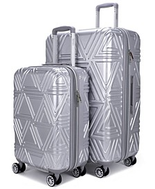 "Contour 2-Pc. Hardside Spinner Luggage Set (20""/28"")"