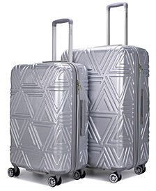 "Contour 2-Pc. Hardside Spinner Set (24""/28"")"