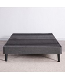 Upholstered Platform Bed Frame- King