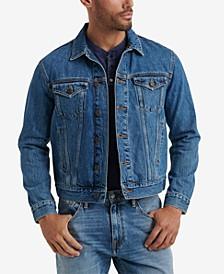 Men's Tencel Trucker Jacket
