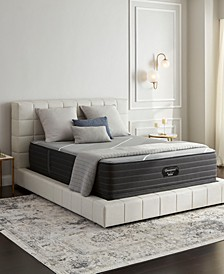 X Class Hybrid 13.5'' Medium Firm Mattress Set- California King