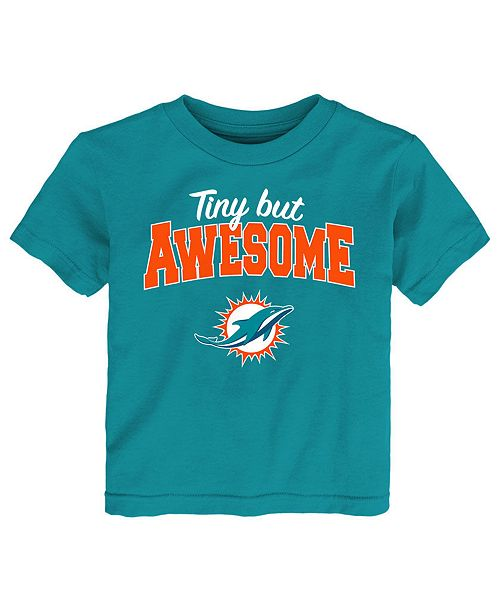 Outerstuff Baby Miami Dolphins Still Awesome T-Shirt