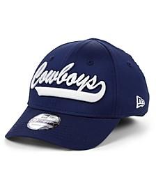 Boys' Dallas Cowboys On-Field Sideline Home 39THIRTY Cap
