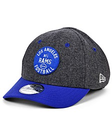 Boys' Los Angeles Rams On-Field Sideline Home 39THIRTY Cap