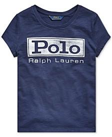 Big Girls Cotton Jersey Graphic T-Shirt