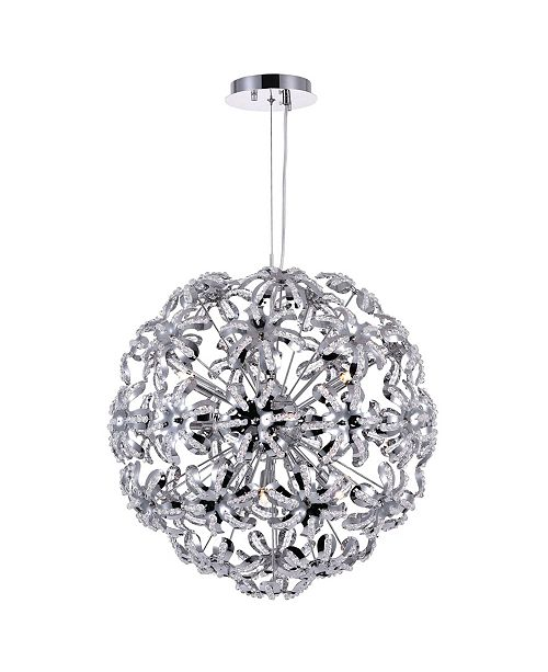 CWI Lighting Patricia 10 Light Chandelier