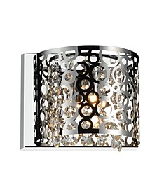Bubbles 1 Light Wall Sconce