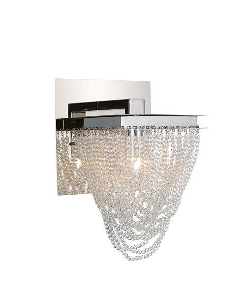 CWI Lighting CLOSEOUT! Finke 1 Light Wall Sconce