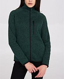Naylie Short Brushed Back Knitted Jacket