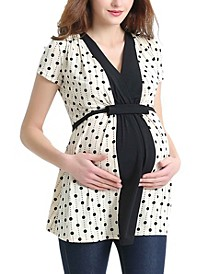 Helena Maternity Nursing Top
