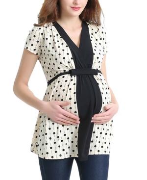 Kimi + Kai Helena Maternity Nursing Top