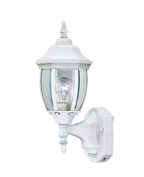 Designer's Fountain Designers Fountain Tiverton Wall Lantern - Motion Detector