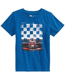 Little Boys Race Car T-Shirt, Created For Macy's