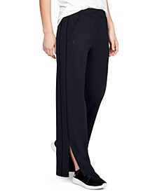 Women's Favorite Slit-Hem Pants