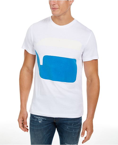 Men's Logo Graphic T Shirt, Created For Macy's