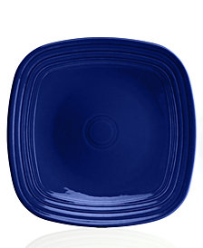 Fiesta Cobalt Square Dinner Plate