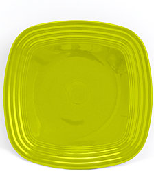 Fiesta Lemongrass Square Luncheon Plate