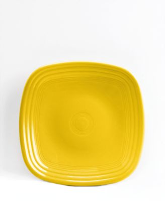 Sunflower Square Salad Plate