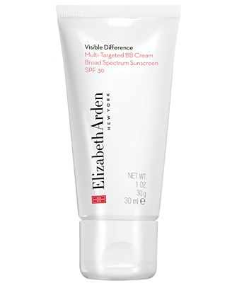 Elizabeth Arden Visible Difference Multi-Targeted BB Cream Broad Spectrum Sunscreen SPF 30, 30ml