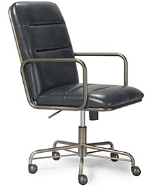 Franklin Modern Desk Chair, Quick Ship
