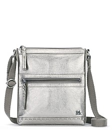 Pax Leather Small Crossbody