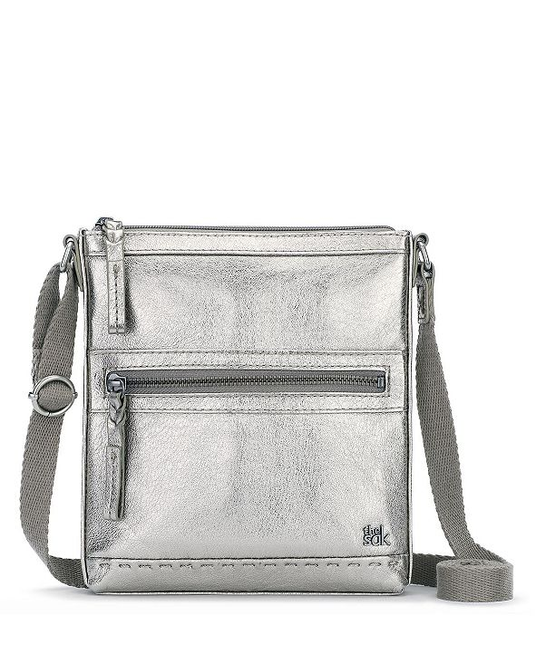 The Sak Pax Leather Small Crossbody