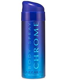 Men's CHROME Body Spray, 5.1 oz
