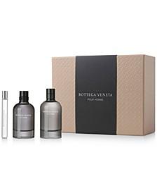 Men's 3-Pc. Bottega Veneta Pour Homme Eau de Toilette Gift Set