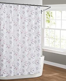 Rose Dusk Shower Curtain