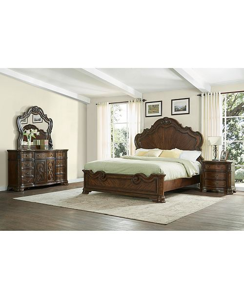 Furniture Roxy Bedroom Collection