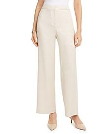 Wide-Leg Pants, Created For Macy's